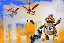 Legowar, la guerre n'est pas un jeu