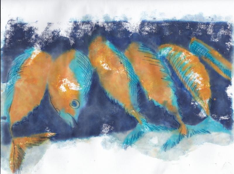 tabarka les poissons oranges