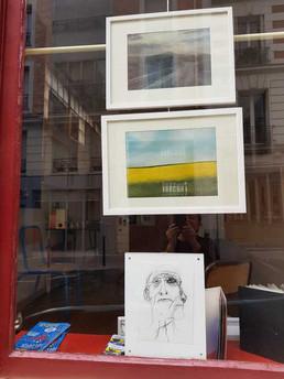 vitrine du 11 rue Orfila