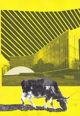 La vache et Niemeyer 4