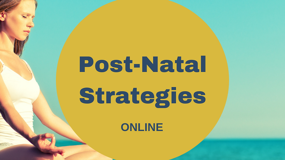 Post Natal Strategies