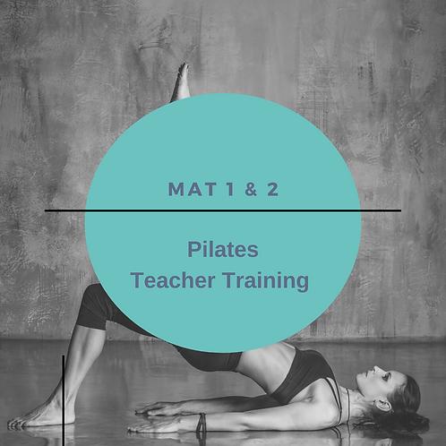 Pilates Mat CPD