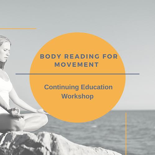 Online Movement Plus - Body Reading