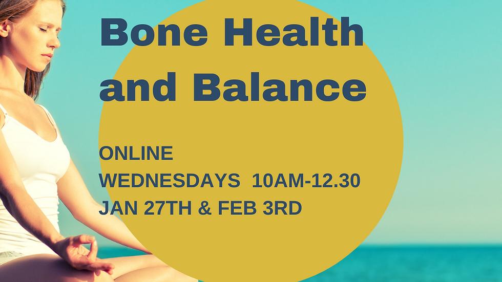 Bone Health and Balance
