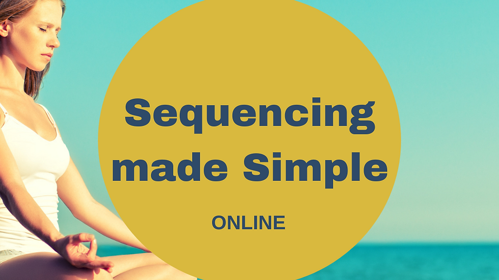 Sequencing Made Simple Workshop