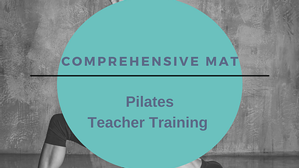 Comprehensive Pilates Mat