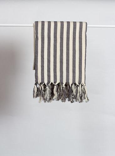 Girit Gray Turkish Towels