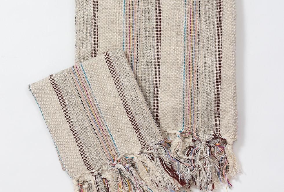 Badem Turkish Towel & Hand Towel