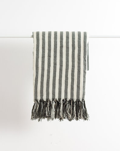 Girit Dark Green Turkish Towel