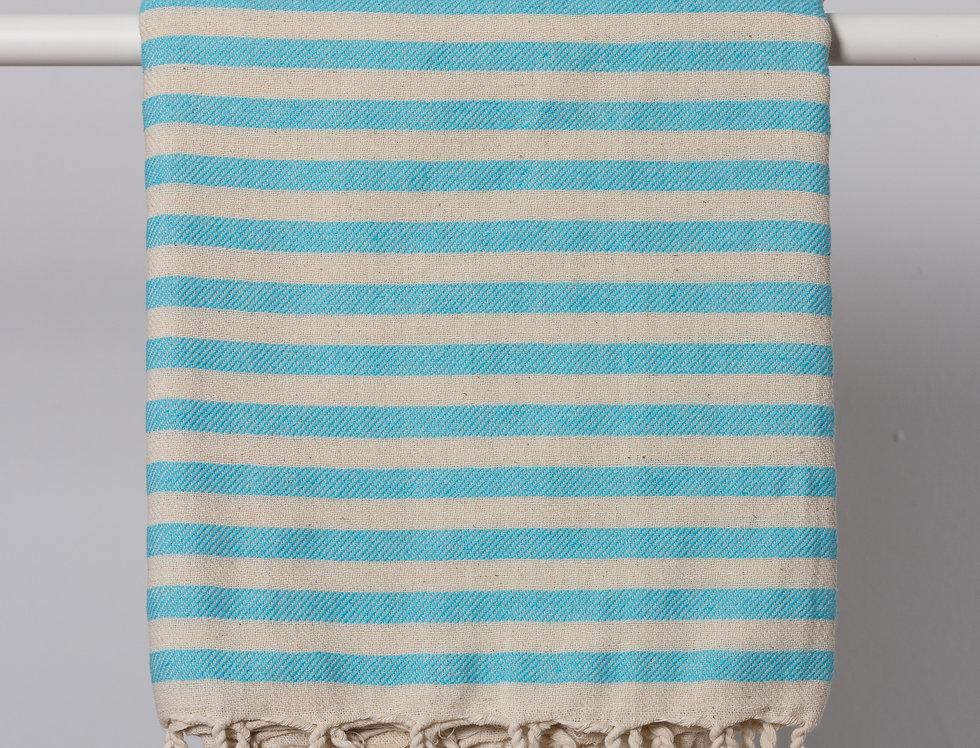 Turquoise Cunda Turkish Towel