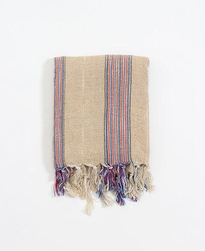 Kahire Ivory Turkish Towel