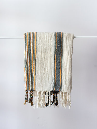 Evsa White Turkish Towels