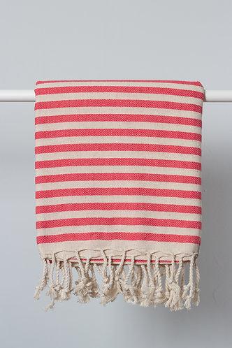 Pink Cunda Turkish Towel
