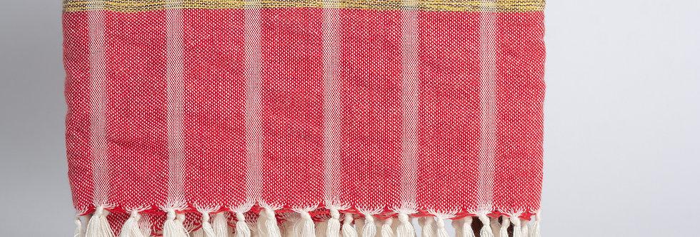Coral Turkish Towel