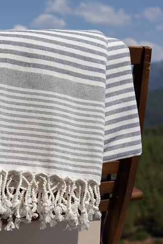 Petit Gray Turkish Terry Towel