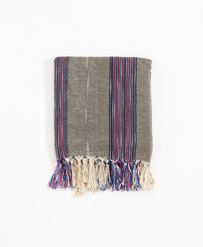 Kahire Gray Turkish Towel
