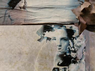 """Istanbul"" Once upon a time... age of love Mixed Media, Photo print Karışık teknik, Fotoğraf baskısı, 2014"