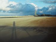 Ostende, Belgium, 2016 35 mm Color Film