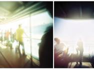 """Ada vapuru"" Kibrit Kutusu pinhole kamera 35 mm renkli film Match box pinhole camera 35 mm color film"