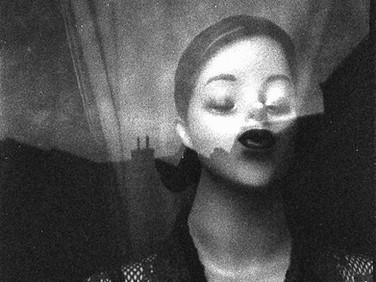 """""""Kiss"""" Gent Belgium 35 mm color film, Photo print"""
