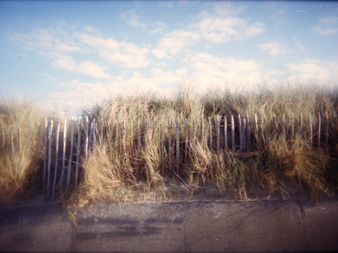 Oostende, Belgium, 2016 35 mm Color Film