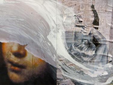 """Ignorance"" Once upon a time... age of love Mixed Media, Photo print Karışık teknik, Fotoğraf baskısı, 2014"