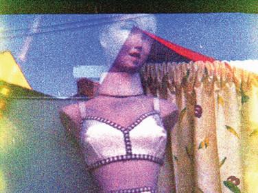 """Laser Eye"" Gent Belgium 35 mm color film, Photo print"