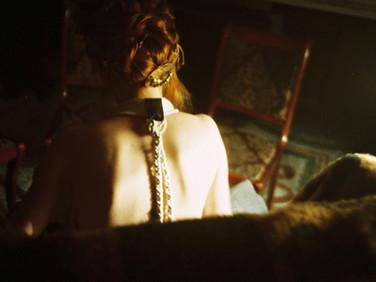 """Poezie Bordeel"" Gent, Belgium, 2015 35 mm color film, Photo Print"