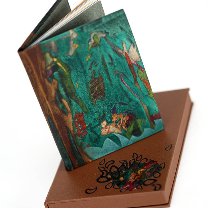 Garden Poems - Front Cover & Box Detail