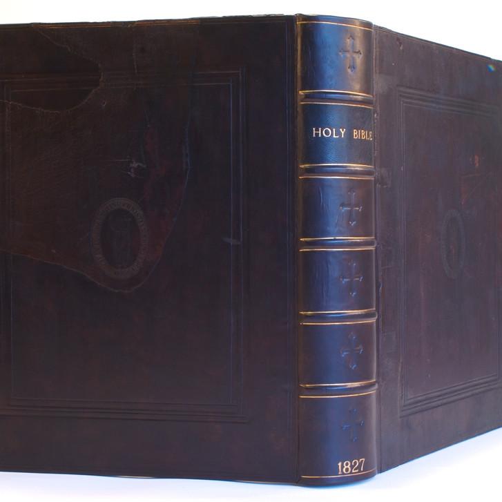Holy Bible Repair