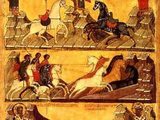 Флор и Лавр, Лошадиный праздник