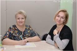 Эксперт Зайцева Марина и ассистент Халилова Ксения