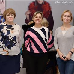 Ким Елена и Кикичева Юлия и Халилова Ксения