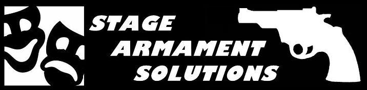 Stage Armament Solutions Prop gun rental firearm stage film