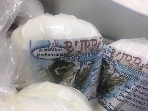 Burrata: prezzo al Kilo