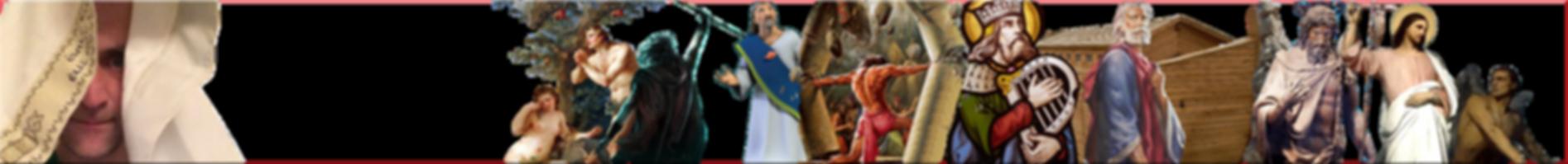 Tony Nudo's Biblical Legends.com