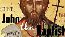 John the Baptist story