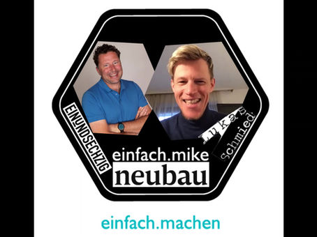 Folge 9 des einfach.machen Podcasts mit Lukas Schmied ist online!