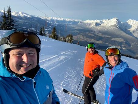 Erfolgreicher Ski-Tag mit Ex-Weltcup Skirennfahrer Christoph Gruber! Es gab gleich DREI Sieger...