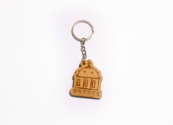 Greece Keychain
