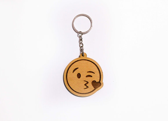 Smile Face Keychain