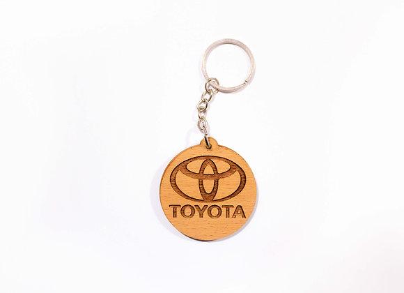 Toyota car Keychain