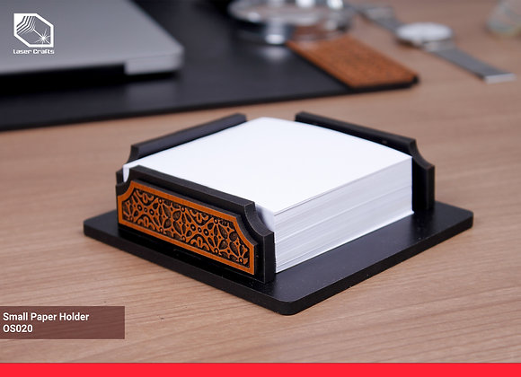 Small Paper Holder