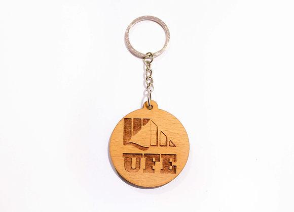 UFE University  Keychain