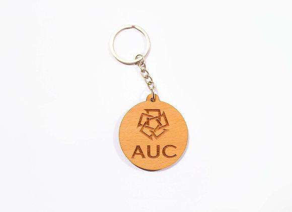 AUC Keychain