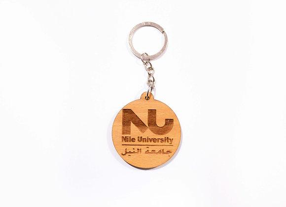 Nile University Keychain