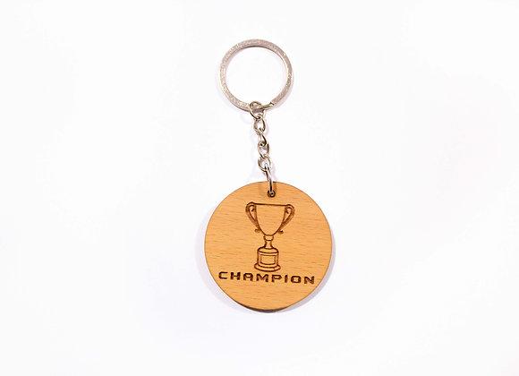 Champion Keychain