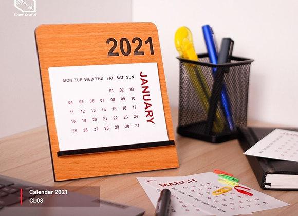 2021 Medium Calendar