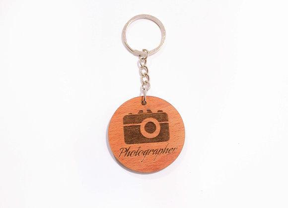 Photographer Keychain