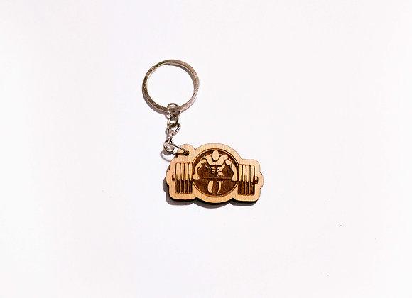 Gym Keychain
